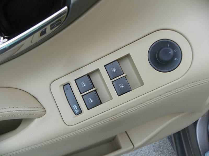 2012 Buick LaCrosse Premium 1 4dr Sedan - Lagrange IN