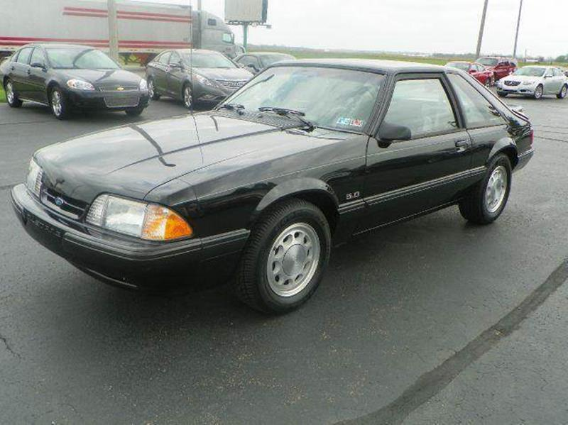 1990 ford mustang lx 5 0 in lagrange in westpark auto. Black Bedroom Furniture Sets. Home Design Ideas