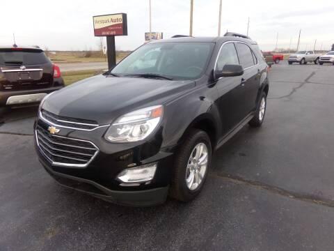 2017 Chevrolet Equinox for sale in Lagrange, IN