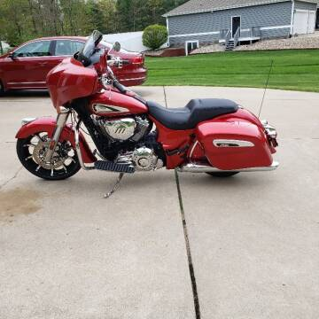 2019 Indian Chieftain for sale at Westpark Auto in Lagrange IN