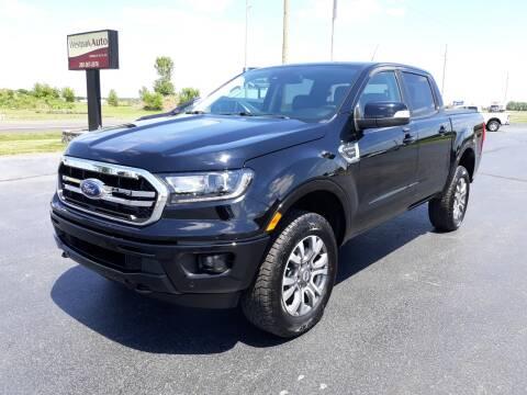 2019 Ford Ranger for sale at Westpark Auto in Lagrange IN