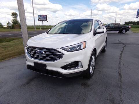 2019 Ford Edge for sale at Westpark Auto in Lagrange IN