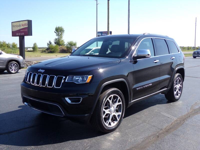 2019 Jeep Grand Cherokee for sale at Westpark Auto in Lagrange IN