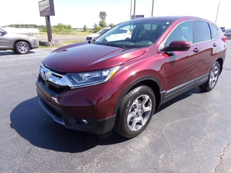 2019 Honda CR-V for sale at Westpark Auto in Lagrange IN