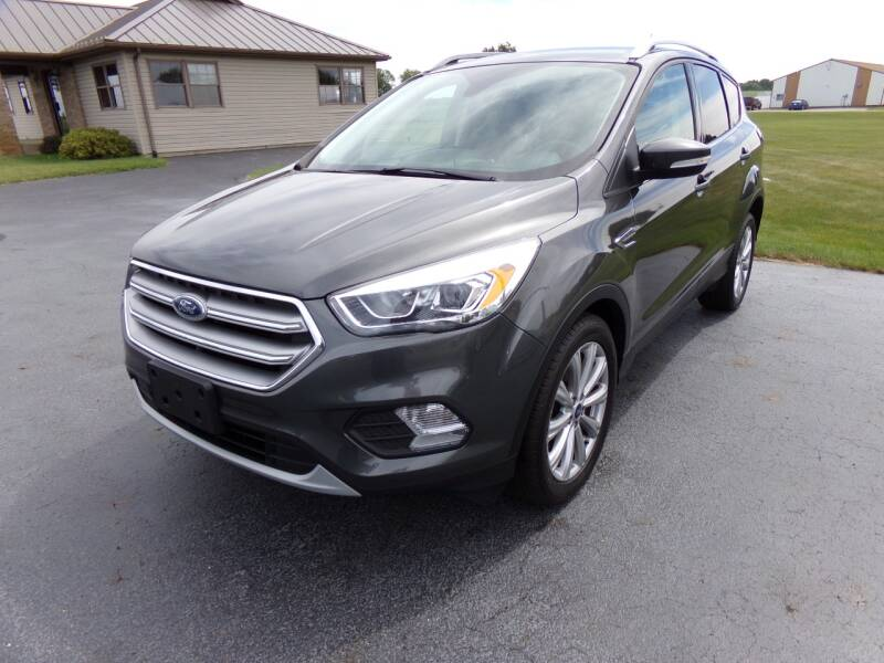2017 Ford Escape for sale at Westpark Auto in Lagrange IN