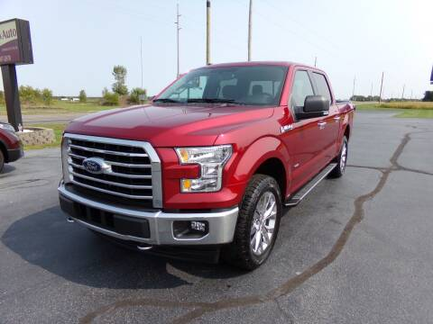 2017 Ford F-150 for sale at Westpark Auto in Lagrange IN