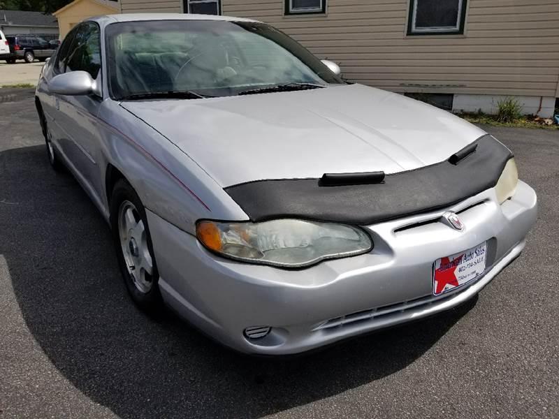 2004 Chevrolet Monte Carlo LS 2dr Coupe - Bellevue NE