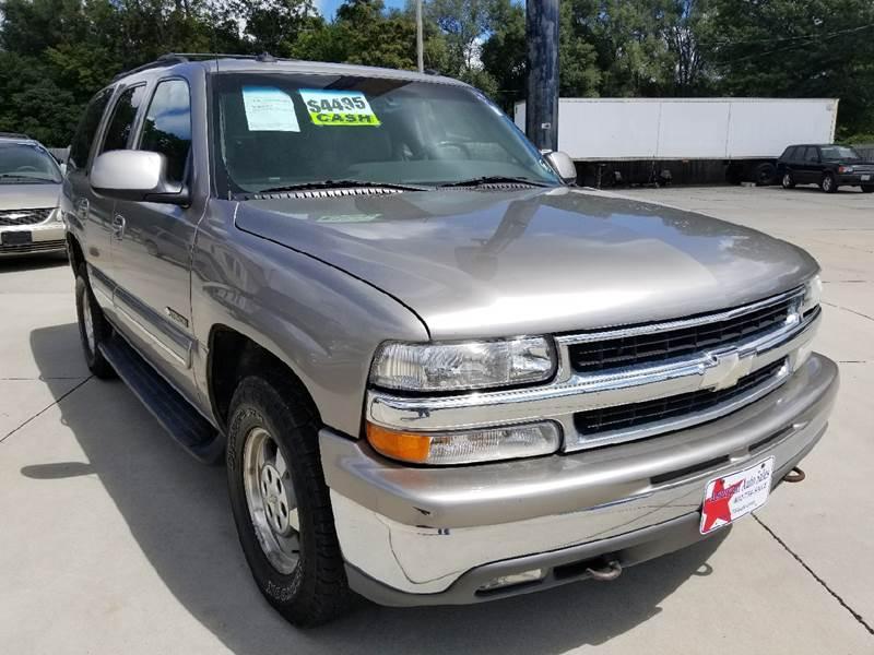2003 Chevrolet Tahoe LT 4WD 4dr SUV - Bellevue NE