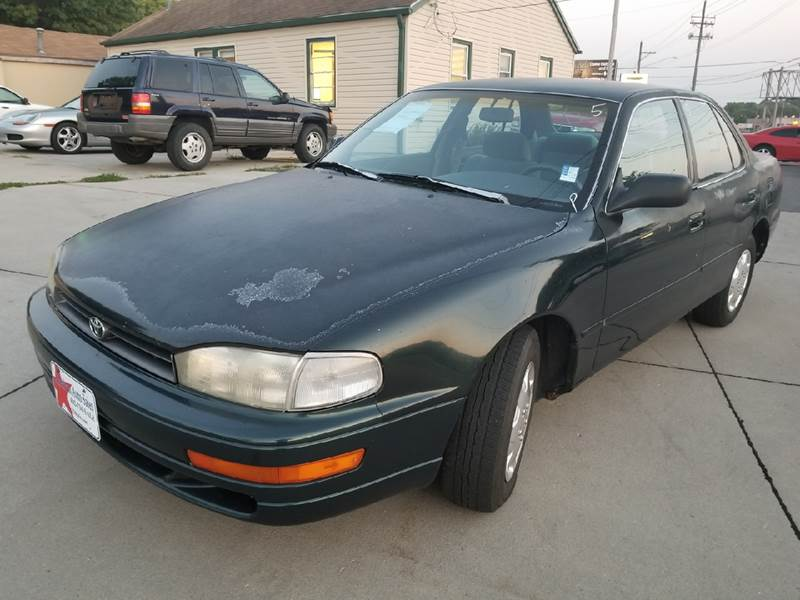 1993 Toyota Camry LE 4dr Sedan - Bellevue NE