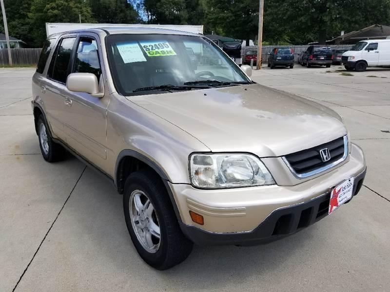 2001 Honda CR-V SE AWD 4dr SUV - Bellevue NE