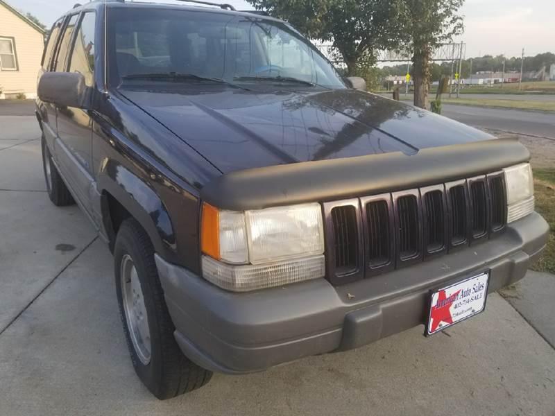 1998 Jeep Grand Cherokee 4dr TSi 4WD SUV - Bellevue NE