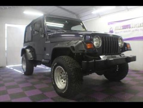 1998 Jeep Wrangler for sale in Thornburg, VA