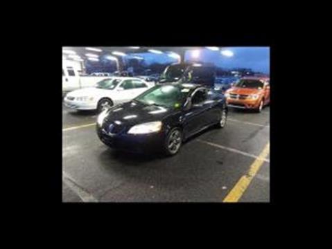 2008 Pontiac G6 for sale in Thornburg, VA