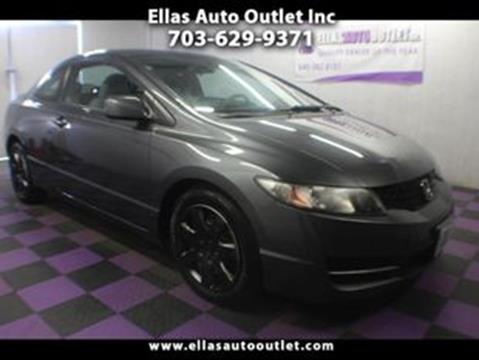 2010 Honda Civic for sale in Thornburg, VA