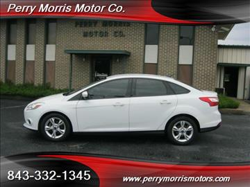 2013 Ford Focus for sale in Hartsville, SC