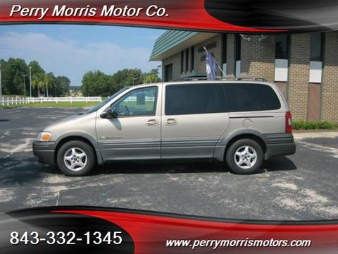 2003 Pontiac Montana for sale in Hartsville, SC