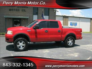 2004 Ford F-150 for sale in Hartsville, SC