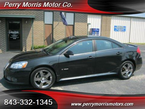 2009 Pontiac G6 for sale in Hartsville, SC