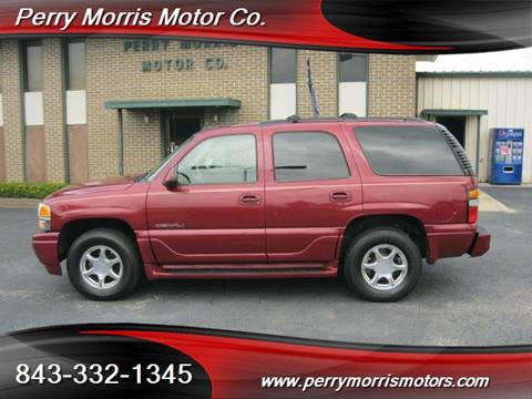 2006 GMC Yukon for sale in Hartsville, SC