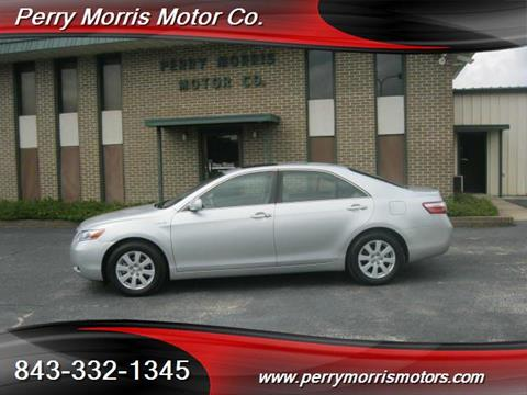 2007 Toyota Camry Hybrid for sale in Hartsville SC