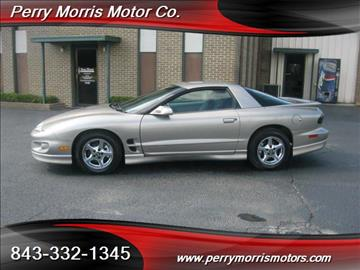 1999 Pontiac Firebird for sale in Hartsville, SC
