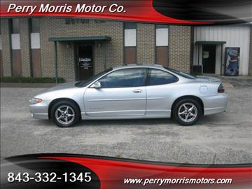 2001 Pontiac Grand Prix for sale in Hartsville, SC