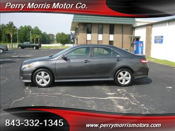 2011 Toyota Camry for sale in Hartsville, SC