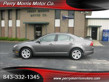 2011 Ford Fusion for sale in Hartsville, SC