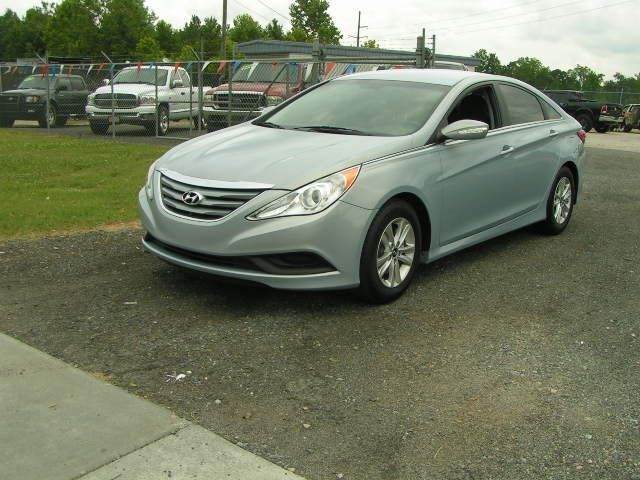 2014 Hyundai Sonata for sale at American Auto Sales in Clover SC