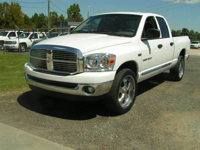 2007 Dodge Ram Pickup 1500 for sale at American Auto Sales in Clover SC