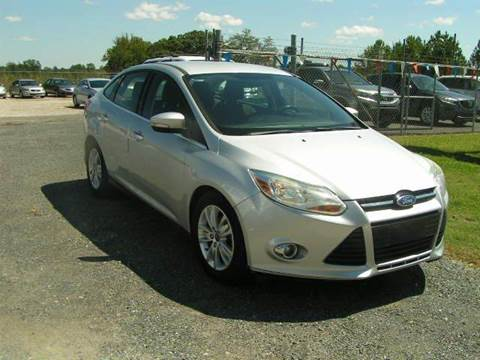 2012 Ford Focus for sale in Clover, SC