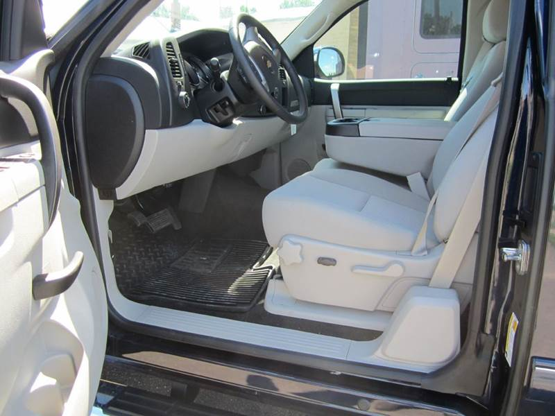 2011 Chevrolet Silverado 1500 4x4 LT 4dr Extended Cab 6.5 ft. SB - Gibbon MN