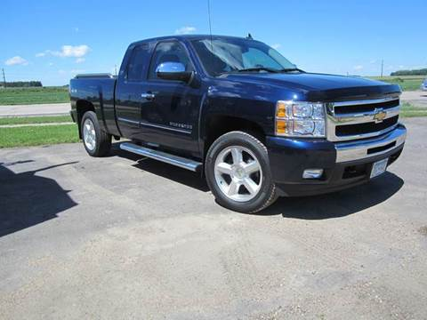 2011 Chevrolet Silverado 1500 for sale in Gibbon, MN