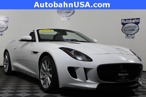 2014 Jaguar F-TYPE for sale in Westborough, MA