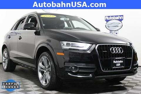 2015 Audi Q3 for sale in Westborough, MA