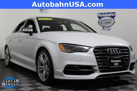 2016 Audi S3 for sale in Westborough, MA