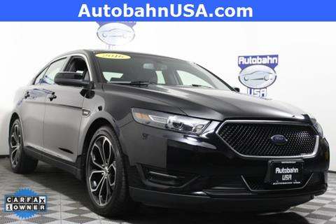 2016 Ford Taurus for sale in Westborough, MA