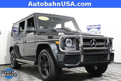 2015 Mercedes-Benz G-Class for sale in Westborough, MA