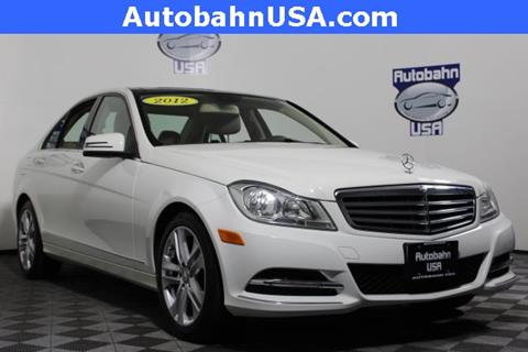 2012 Mercedes-Benz C-Class for sale in Westborough, MA