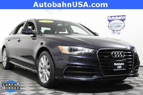 2015 Audi A6 for sale in Westborough, MA