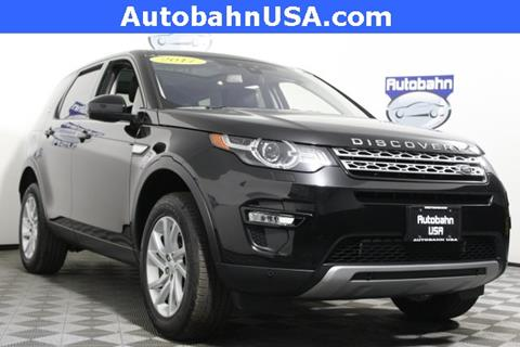 2017 Land Rover Discovery Sport for sale in Westborough, MA