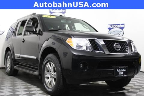 2012 Nissan Pathfinder for sale in Westborough, MA