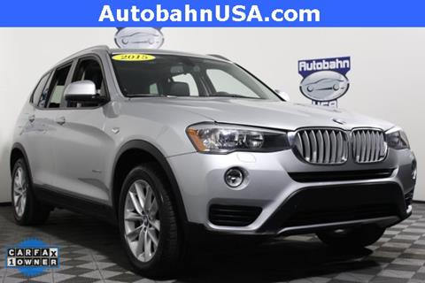 2015 BMW X3 for sale in Westborough, MA