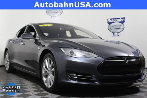 2014 Tesla Model S for sale in Westborough, MA
