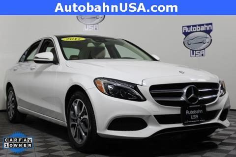 2017 Mercedes-Benz C-Class for sale in Westborough, MA