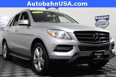2012 Mercedes-Benz M-Class for sale in Westborough, MA