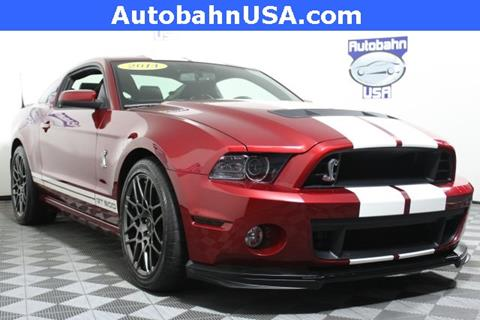 2014 Ford Shelby GT500 for sale in Westborough, MA