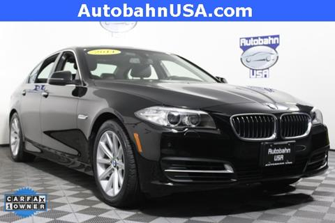 2014 BMW 5 Series for sale in Westborough, MA