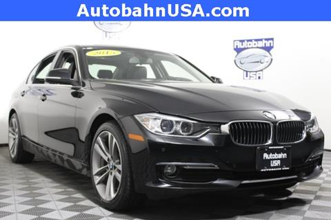 2015 BMW 3 Series for sale in Westborough, MA