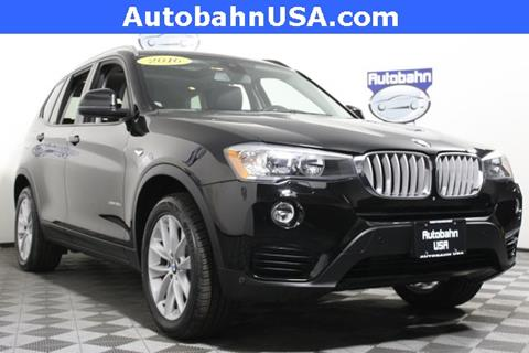 2016 BMW X3 for sale in Westborough, MA